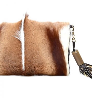 Olexia Almaz clutch with tussles