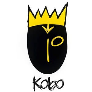 The KOBO Logo - Adele Dejak