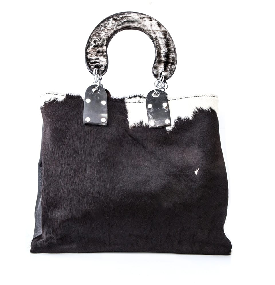 Shop our ATOTI hide bag