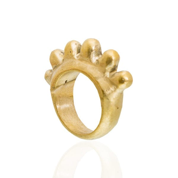 Zeke Brass Ring Adele Dejak