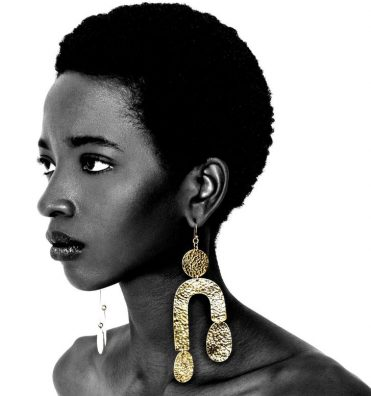 Lela earrings: Best African earings
