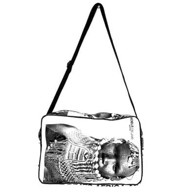 Turkana Women image on unique travel bag